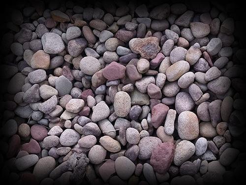 3/4 Pocono Stone